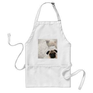 Avental Design do Pug