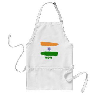 Avental Design indiano da bandeira