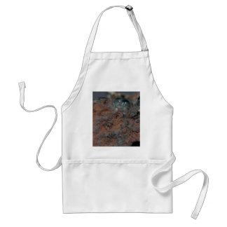 Avental Foto macro do Hematite. do minério de ferro