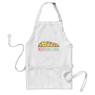 Avental italiano de Biscotti do feriado do Feliz
