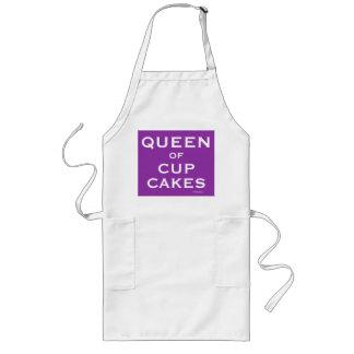 Avental Longo A rainha do copo endurece o nome fêmea engraçado
