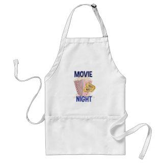 Avental Noite de cinema