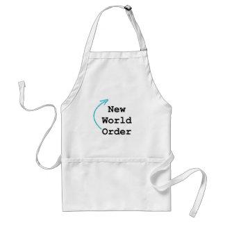 Avental novo do ordem mundial
