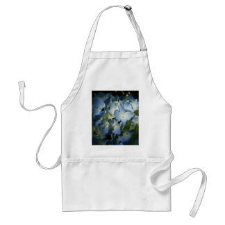 Avental O Hydrangea azul floresce a foto floral da flor