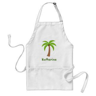 Avental Palmeira personalizada