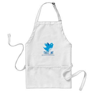 Avental Pássaros Arpons do Twitter