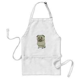 Avental Pug