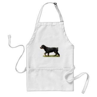 Avental Rottweiler