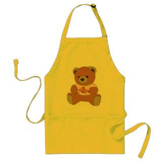 Avental Urso de ursinho