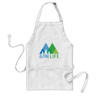 Avental Vida alpina