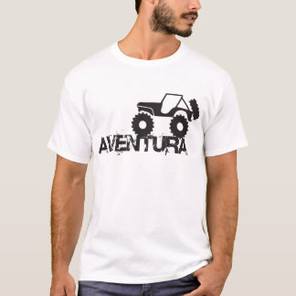 Aventura Camiseta