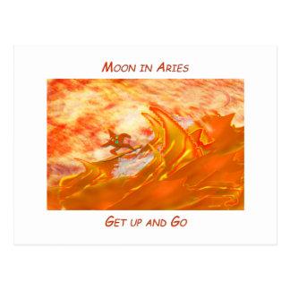 Aventura do Aries Cartão Postal