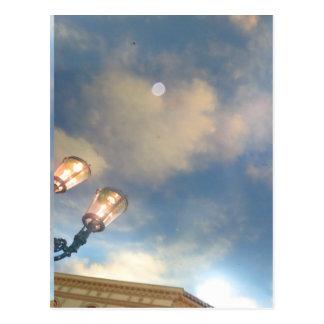 Aventura LAS VEGAS - lua da SKYLINE de Roofline do