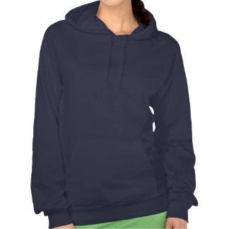 aves canoras no hoodie das mulheres do ajuste do f camisetas
