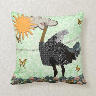 Avestruz você é meu travesseiro de Mojo da luz do