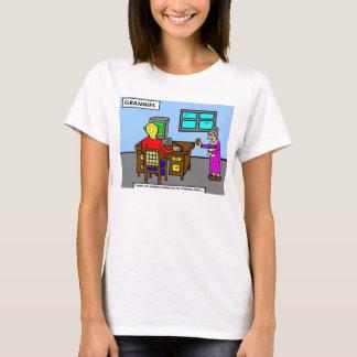 Avós 5 camiseta
