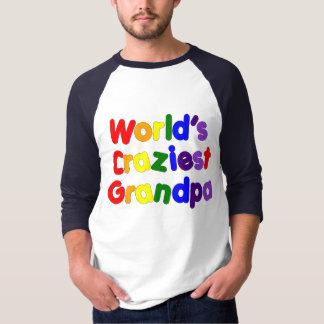 Avôs engraçados do divertimento: O vovô o mais Tshirt