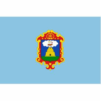 Ayacucho, bandeira de Peru Fotoesculturas