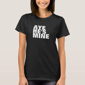 Aye é camisa das senhoras da mina