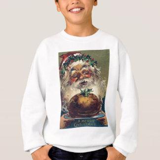 Azevinho do presunto do Natal de Papai Noel T-shirts