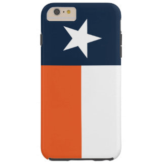 Azuis marinhos e laranja capas iPhone 6 plus tough