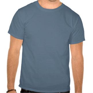 AZUL A5 engraçado do grande instrutor pessoal dos Camisetas