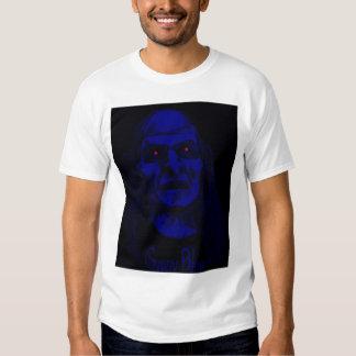 Azul aciganado t-shirts