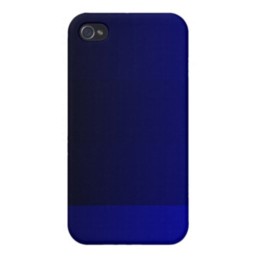 Azul Capas iPhone 4