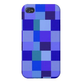 Azul iPhone 4 Capas