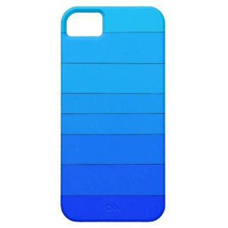 Azul Capa Para iPhone 5