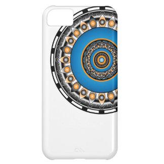 Azul Capa Para iPhone 5C