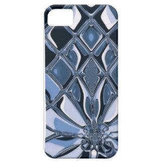 Azul Capa De iPhone 5 Case-Mate