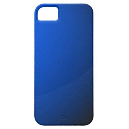 Azul Capas iPhone 5