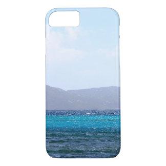 Azul das caraíbas capa iPhone 8/7