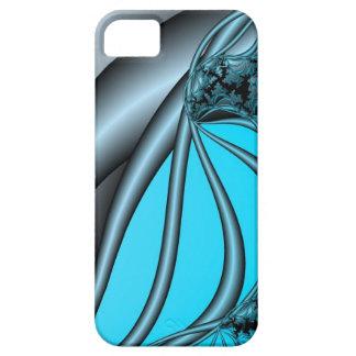 azul de aço iPhone 5 capas