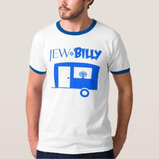 AZUL DE BILLY DO JUDEU POR BEAMER CAMISETAS