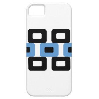 Azul de Ipa Capa Para iPhone 5