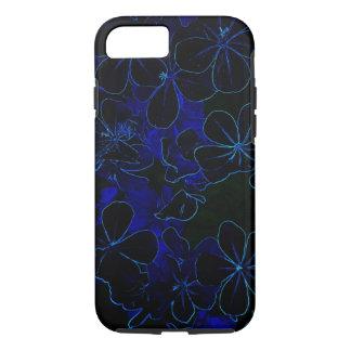 Azul de néon capa iPhone 8/7
