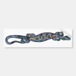 Azul do lagarto de BALI Adesivo Para Carro