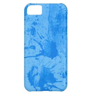 azul do respingo capas para iphone5C