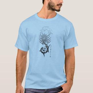 azul do scorpio camisetas