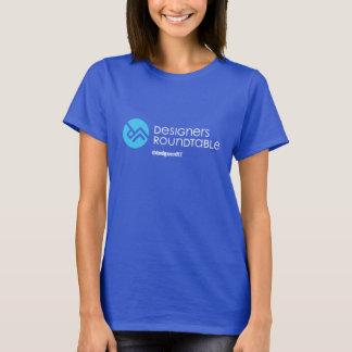 Azul do Tshirt do Dr.