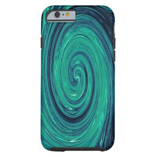 Azul marinho capa tough para iPhone 6