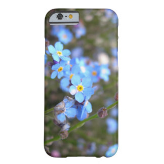 Azul natural capa barely there para iPhone 6