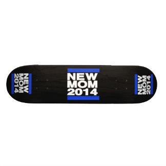 Azul novo da mamã 2014 skate