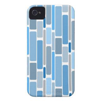 azul retro capa iPhone 4