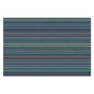 Azul roxo do verde do aqua do Natal do lenço de Papel De Seda