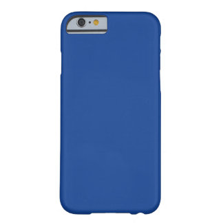 Azul Ultramarine Capa Barely There Para iPhone 6