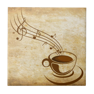 Azulejo Café com Musica