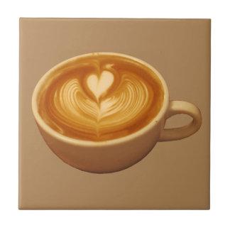 Azulejo De Cerâmica Amor do café
